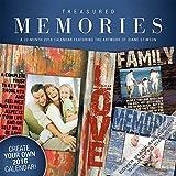 Treasured Memories - 2016 Calendar 12 x 12in