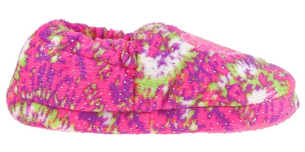 LA GEAR Love Tie-Dye Printed Moccasin Multi Combo Multi Combo 8/9 by LA Gear (Image #3)