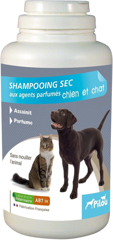 PILOU Champú Seco para Perro y Gato en los Agents perfumadas para ...