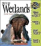 Life in the Wetlands, Carolyn Scrace, 0516253182