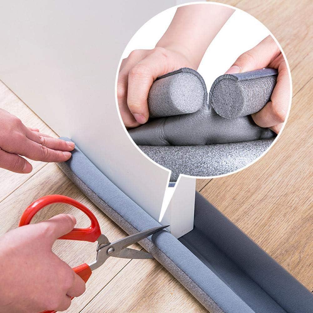 95cm Flexibel Tür Unten Dichtung Streifen Schutz Vakuumiergerät Stopper Wind