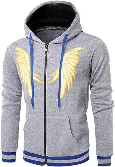 Hommes Doublure Manteau Coton Polaire Sport Sweat à capuche veste hiver chaud Parka Outwear chaud