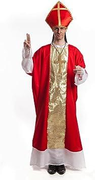 Disfraz de Obispo para hombre: Amazon.es: Juguetes y juegos