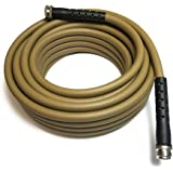 "Water Right 100-Foot X 1/2"" Polyurethane Lead Safe Soaker Hose - Bristle Grass"