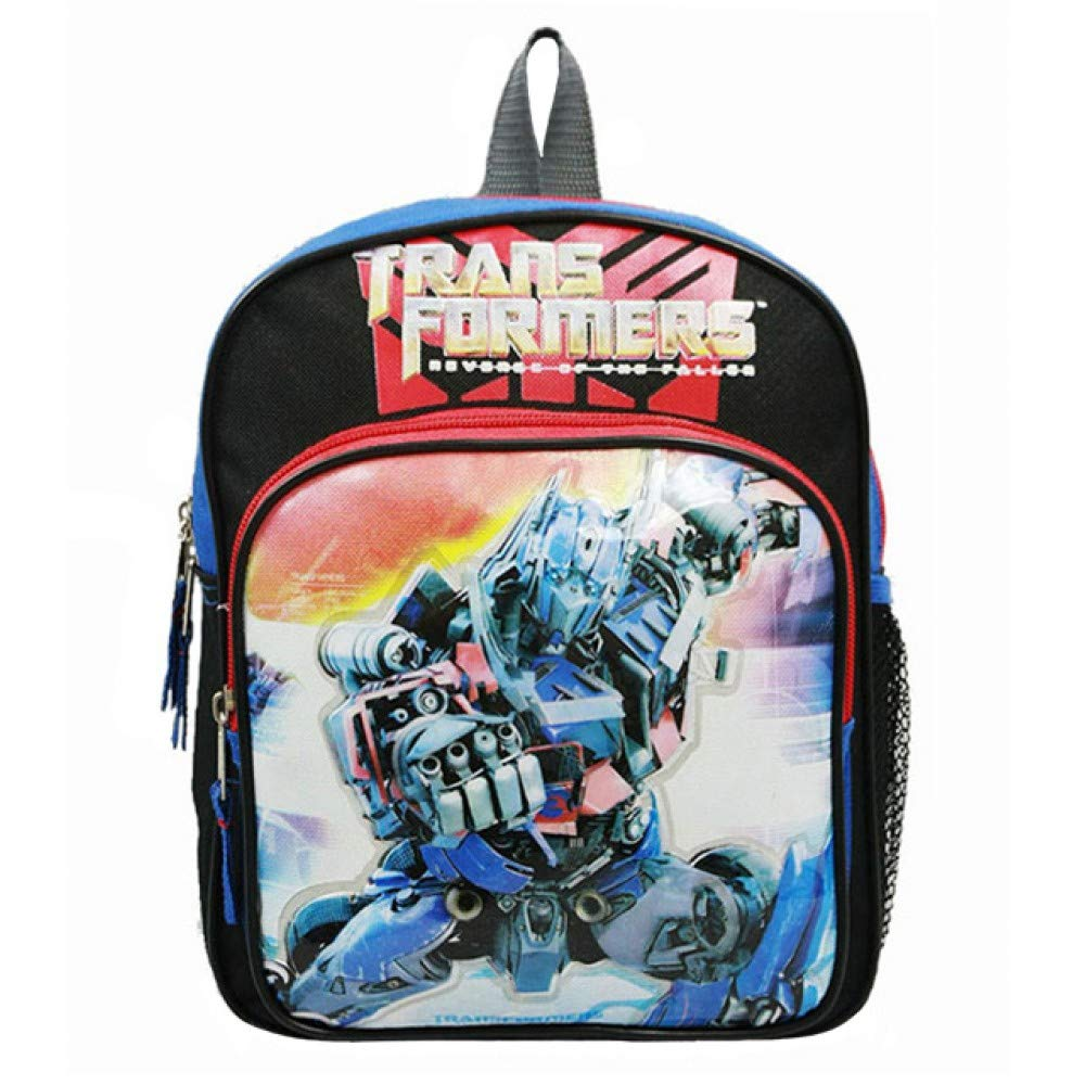 Reverse of the Fallen Transformers Optimus Prime X-Small Backpack