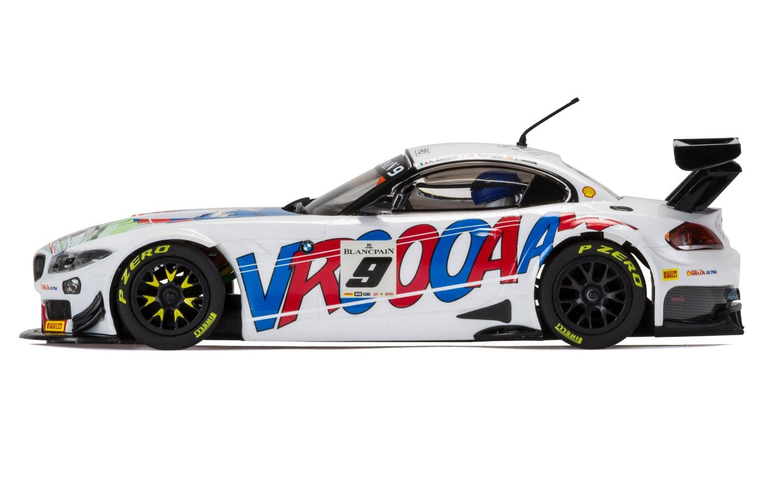 Scalextric BMW Z4 GT3 ROAL Motorsport Spa 2015 C3855