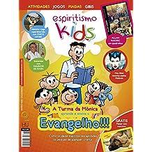 Revista Espiritismo Kids 1: A revista da nova geração (Portuguese Edition)