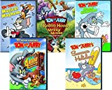 Tom and Jerry Collection Volume 2 - Musical Mayhem/ Robin Hood and his Merry Mouse Original Movie/ World Champions/ Around the World/ Summer Holidays