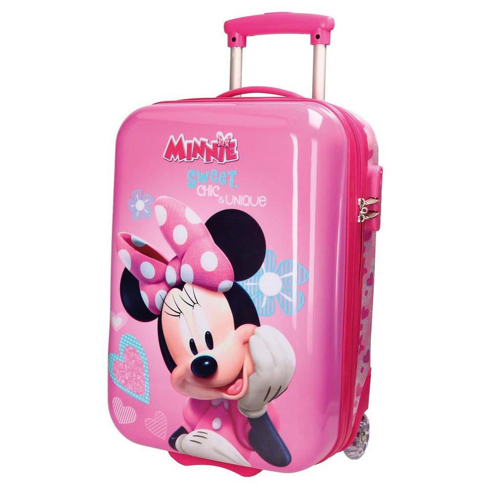 Disney Minnie Fabulous Kindergepäck, 50 cm, 26 liters, Rosa