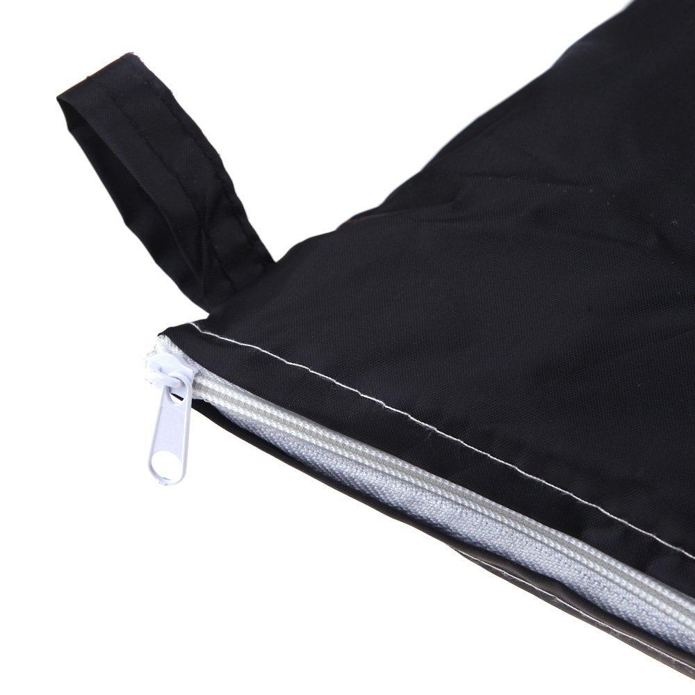 KKmoon Cubierta Funda para Quad de Bike ATV Impermeable Anti-polvo Anti-UV de tama/ño 3 x l 100 pulg