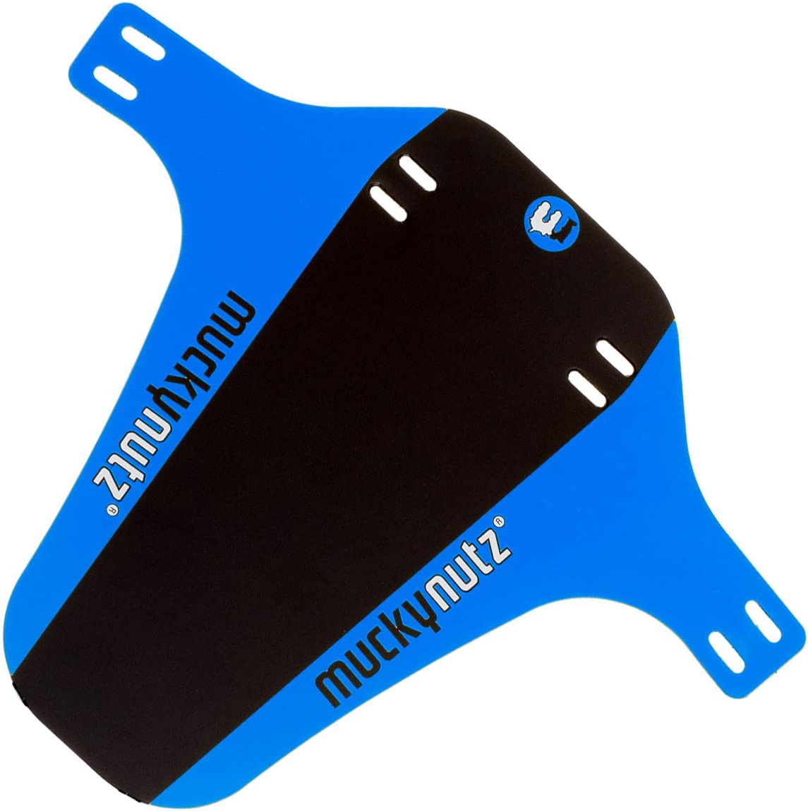 Mucky Nutz Face Fender Reflective Mountain Bike Mudguard