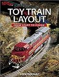 Toy Train Layout, Stanley W. Trzoniec, 0897785193