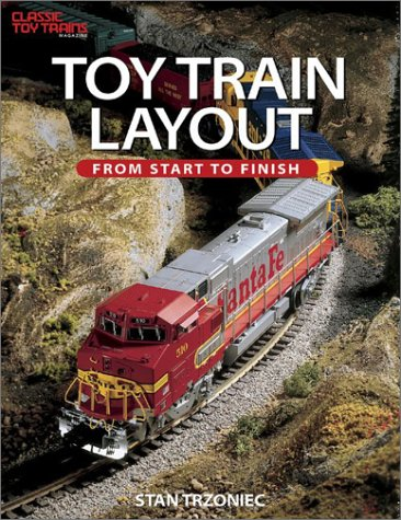 Great Toy Train Layouts - Toy Train Layout from Start to Finish