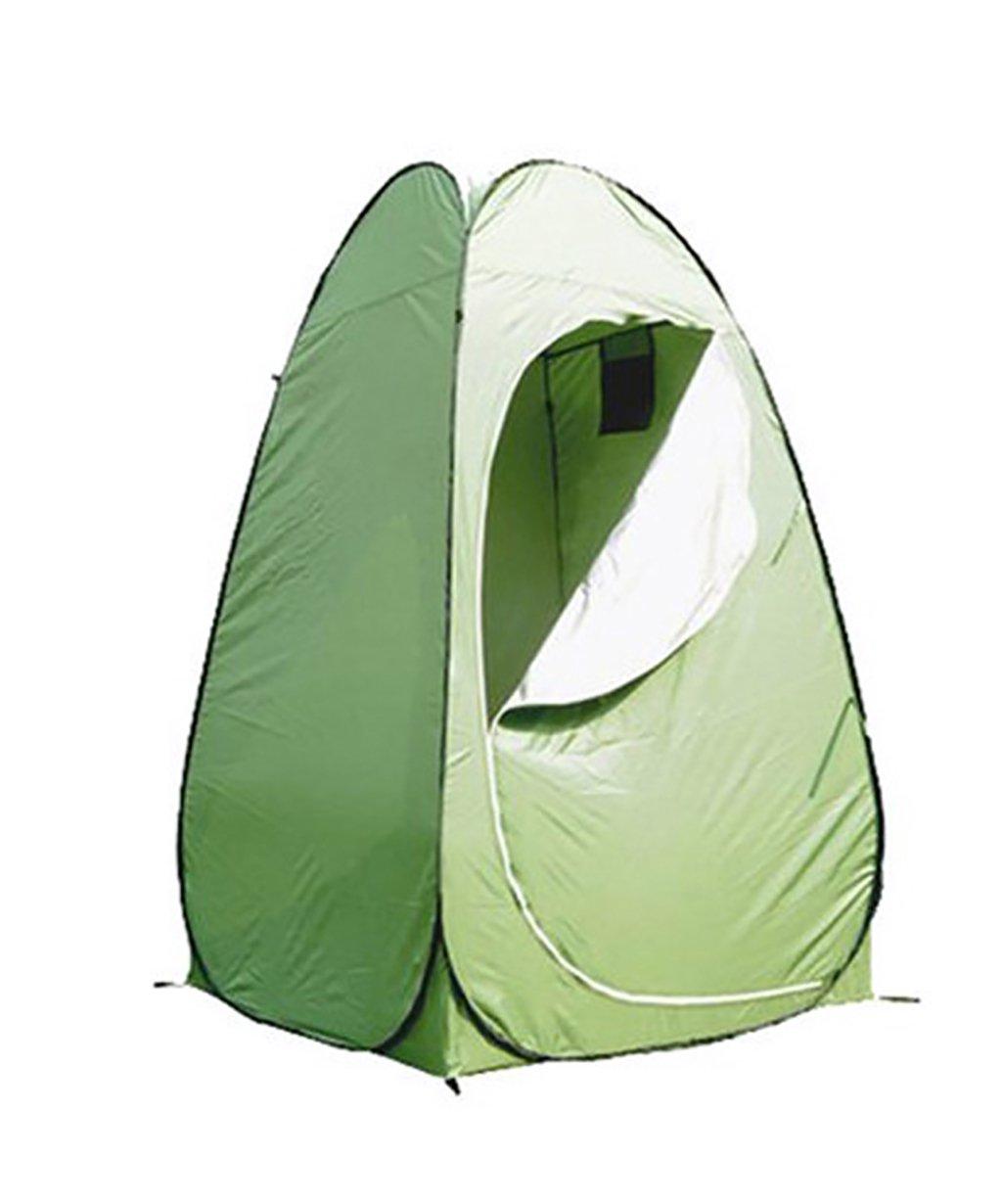 HAIPENG Outdoor-Umbau Kleidung Zelt Wild Camping Bad Warm Bad Konto Regenschutz Zelte (Farbe   2 , größe   120  120  195cm)