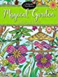 Cra-Z-Art Timeless Creations Adult Coloring Books: Magical Gardens Crative Coloring Book (16270-6)