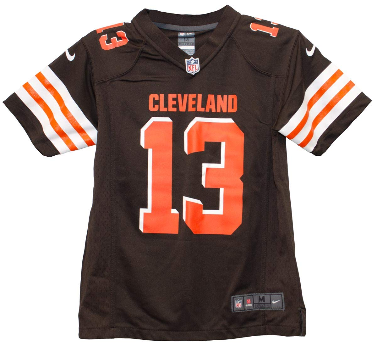 on sale 951b2 149e3 Amazon.com : Nike Odell Beckham Jr. Cleveland Browns Youth ...