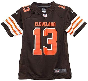 on sale b755b e72b2 Amazon.com : Nike Odell Beckham Jr. Cleveland Browns Youth ...