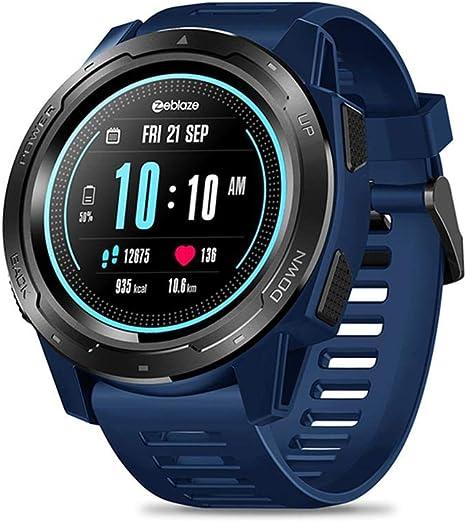 Amazon.com: OOOUSE Zeblaze Vibe 5 HR Sports Mens Smartwatch ...