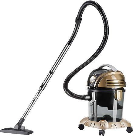 Modern Life – Aspiradora con filtro de agua seco y húmedo aspirador Hepa 1400 W (maX. 1600