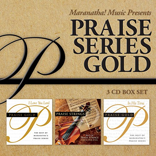 Praise Series GOLD [3 CD][Box Set]