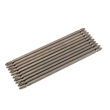 Juego de puntas de destornillador de aleación de acero S2 de 50~200 ...