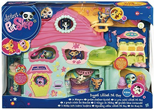Littlest Pet Shop Biggest Playhouse Biggest Littlest Pet Shop