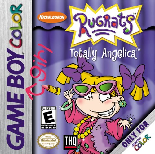 Rugrats: Totally Angelica ()