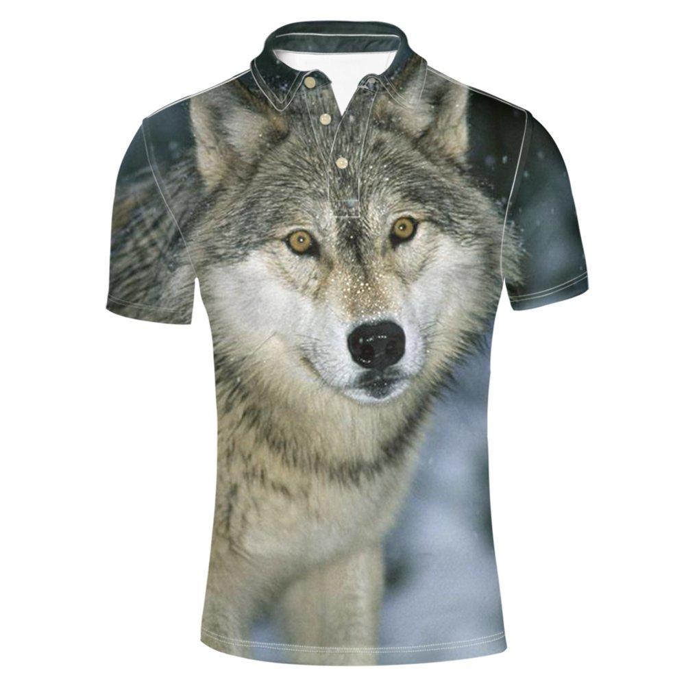 Mumeson Casual Daily Short Shirts Holiday Short Sleeve