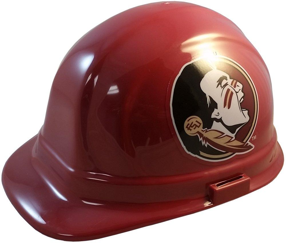 Wincraft NCAA College Ratchet Suspension Hardhats - Florida State Seminoles Hard Hats by WinCraft