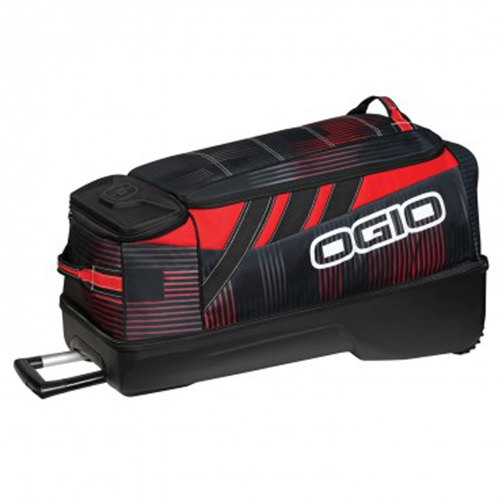 OGIO 121013.501 Adrenaline Wheeled Gear Bag - Stoke Pattern