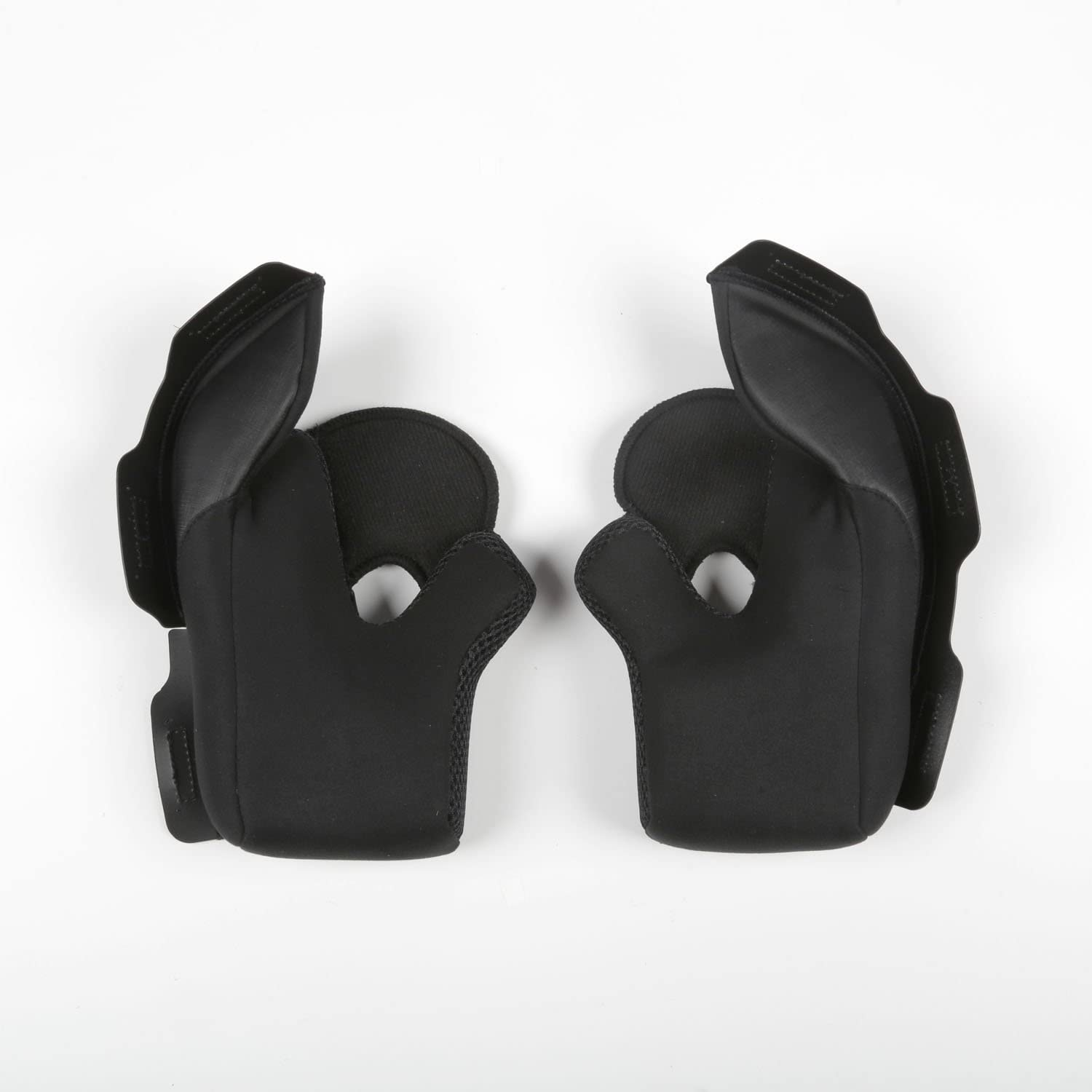KLIM Krios Cheek Pads LG-3X 20 MM Black