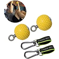 Bola de muñeca Pull-Ups Bola de Entrenamiento de Fitness Bola de apuntar Agarre Bolas de Poder Fuerza de Agarre Entrenamiento de Escalada Fitness Bola de Levantamiento