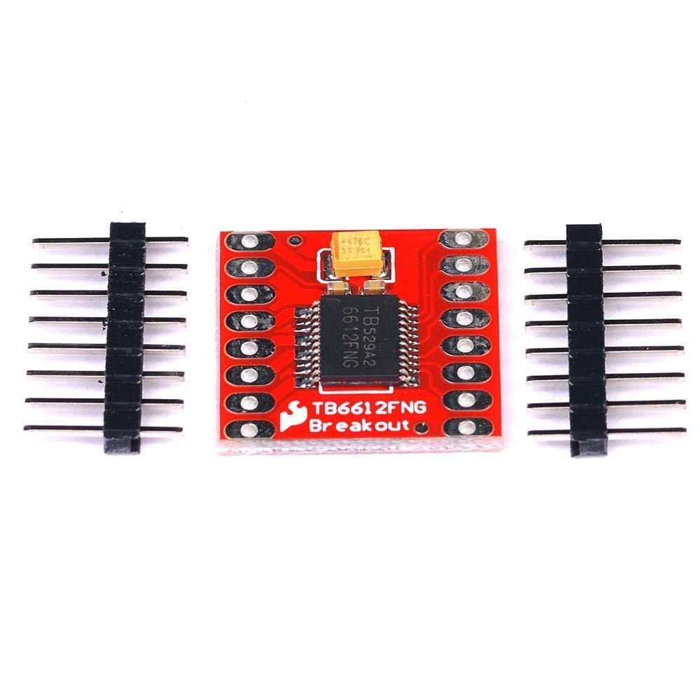 Dual DC Stepper Motor Drive Controller Board TB6612FNG Replace L298N Module D