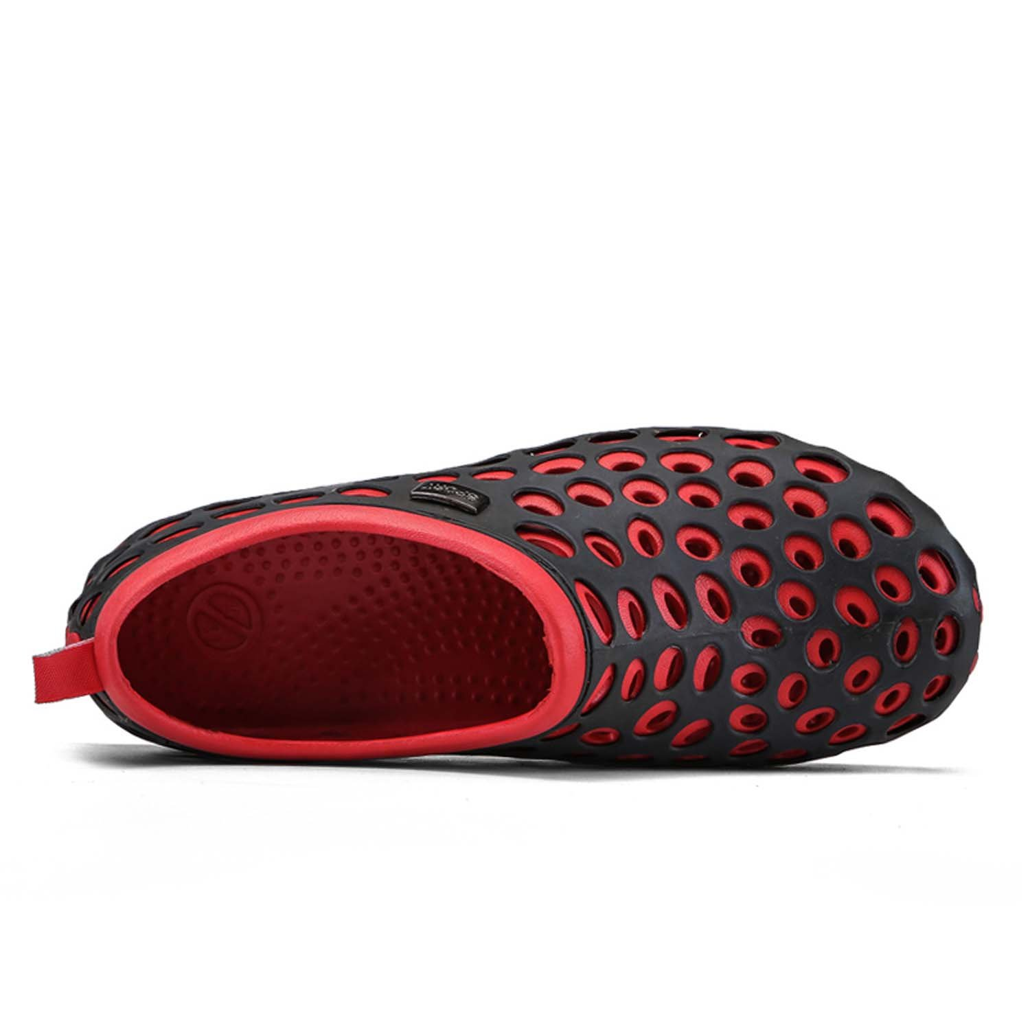 BARKOR Water Shoes Outdoor Beach Shoes Breathable Slide-in Casual Flat-Bottomed Sandals Shoes