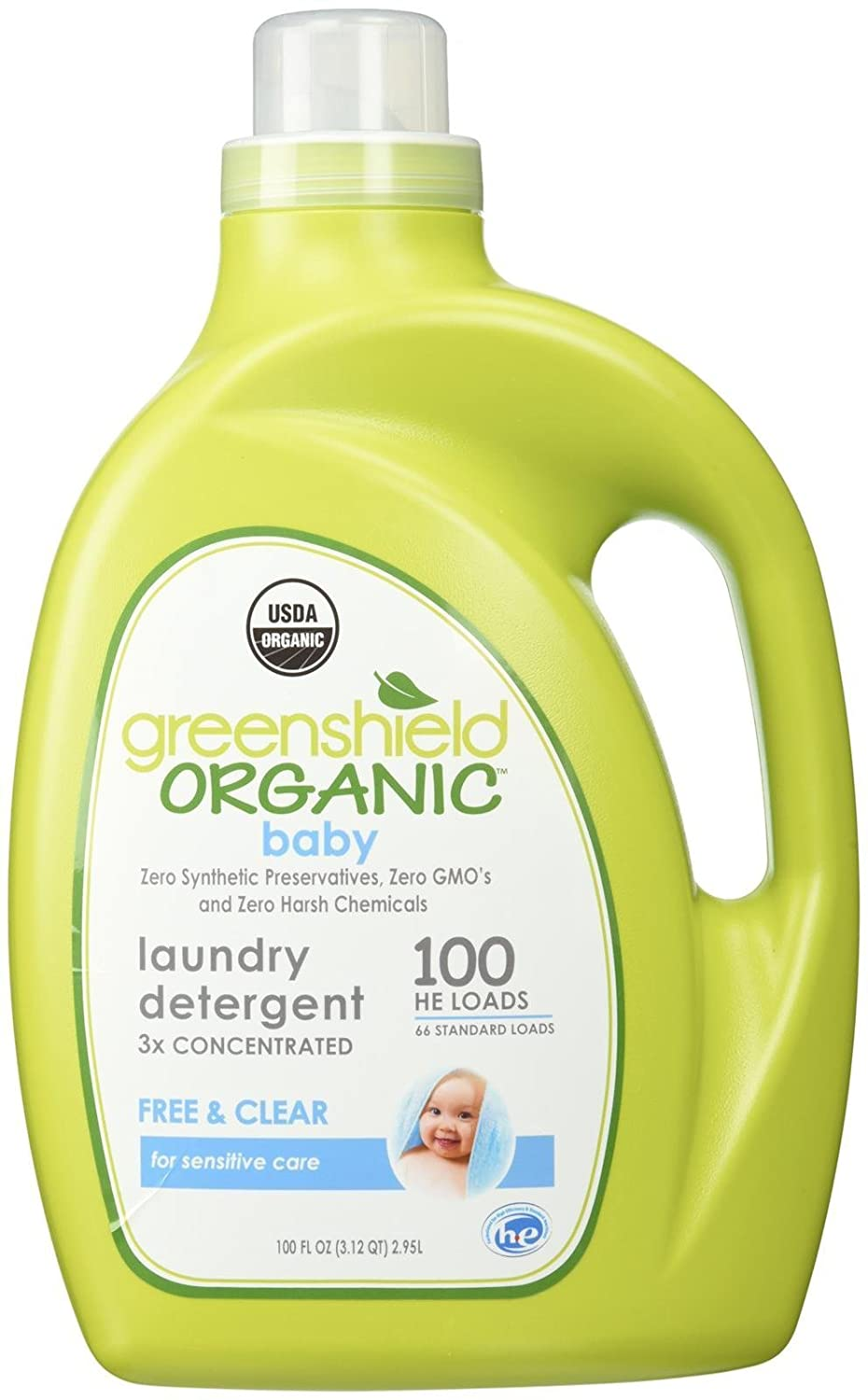 Best value laundry detergent