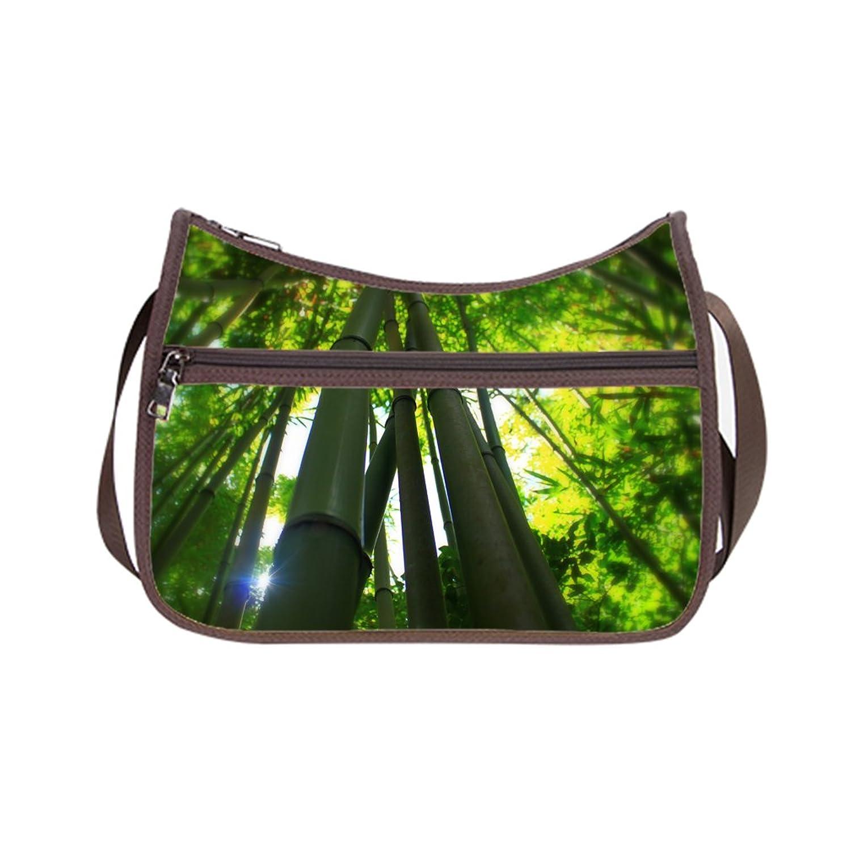 DONGMEN Custom bamboo Fashionable hobo handbag
