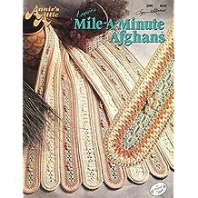 Annie's Mile-A-Minute Afghans (Annie's Attic, 234K)