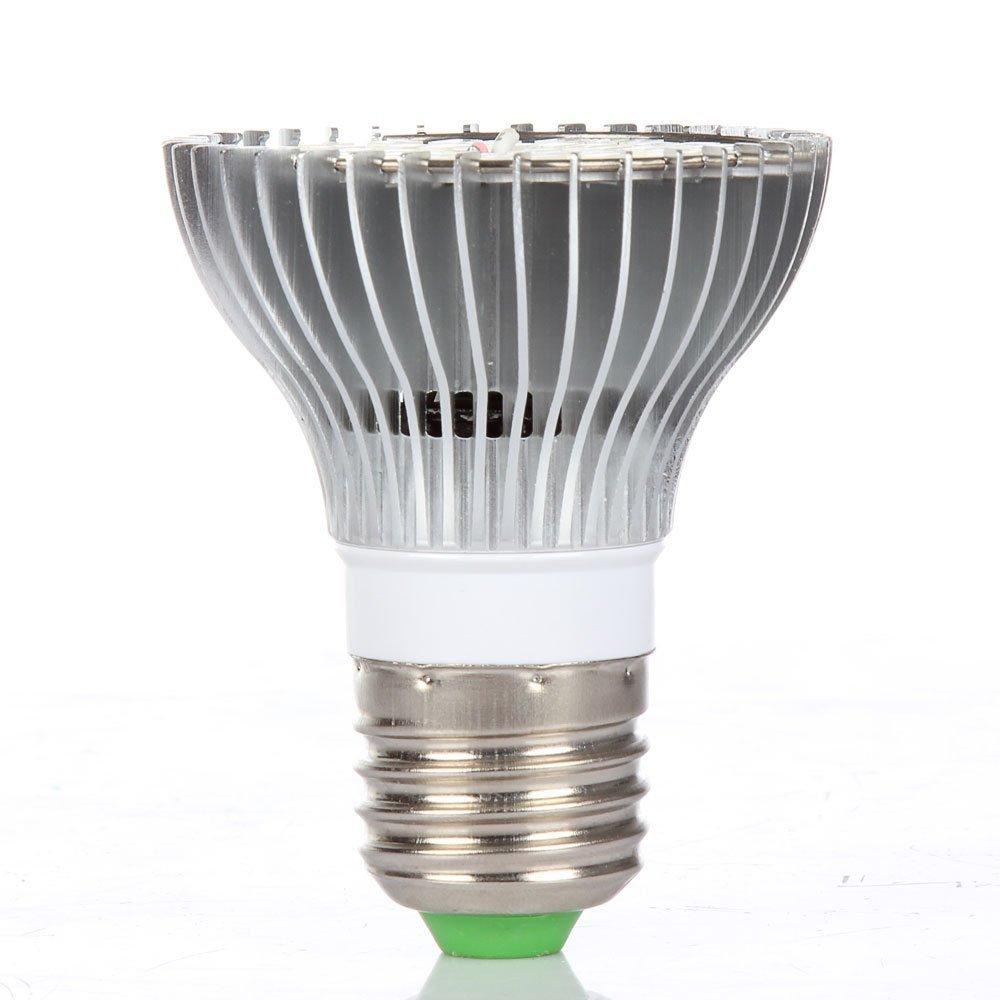 30W Hangang Led Grow Light Bulb Full Spectrum Led Grow Light Bulb Growing Plant Indoor Plant Lamp Marijuana Hydroponics Aquatic Plant and Greenhouse
