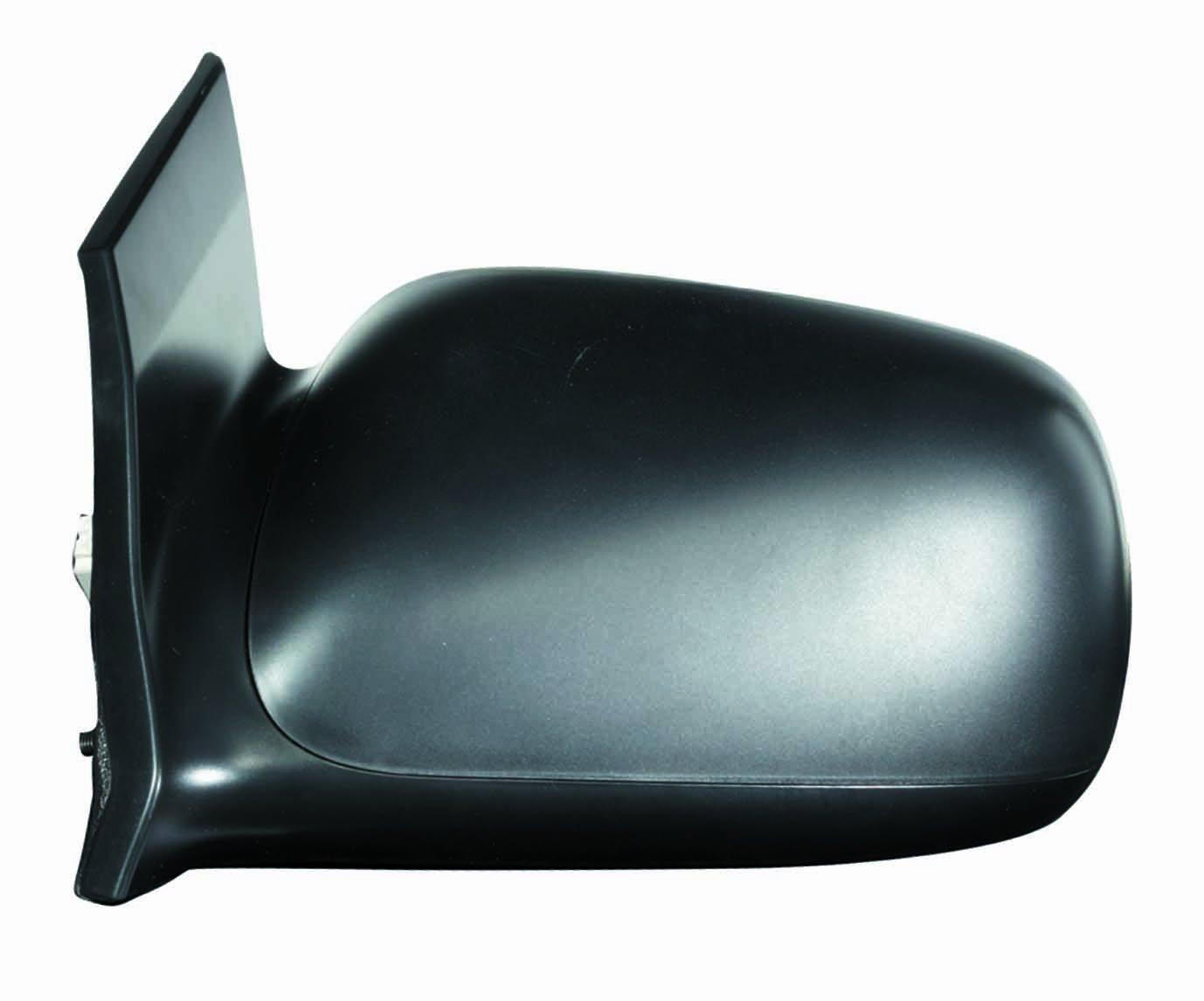 Depo 317-5407L3MF Texture Black Driver Side Manual Mirror