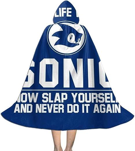 KUKHKU Imagine Life Without Sonic Now Slap Yourself Capa con ...