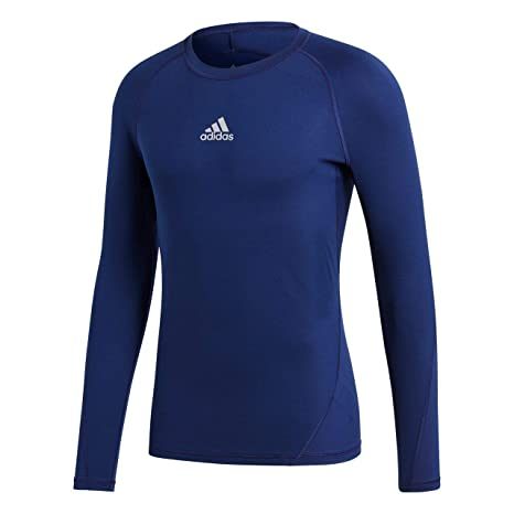 adidas Ask SPRT LST M - Camiseta, Hombre, Azul(AZUOSC)