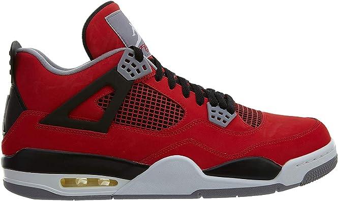 Nike Air Jordan 4 Retro BG Scarpe da Ginnastica per Bambini