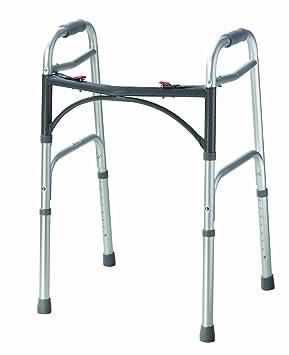 Drive Medical WA008 Walking Walker - Andador plegable (43,2 x 55,9 x 99,1 cm)