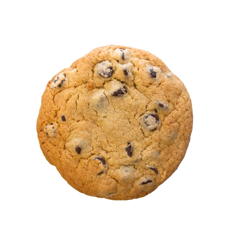 David's Cookies Gluten Free Chocolate Chip Cookie Dough 1.5 ounce (Pack of 120) by David's Cookies (Image #2)