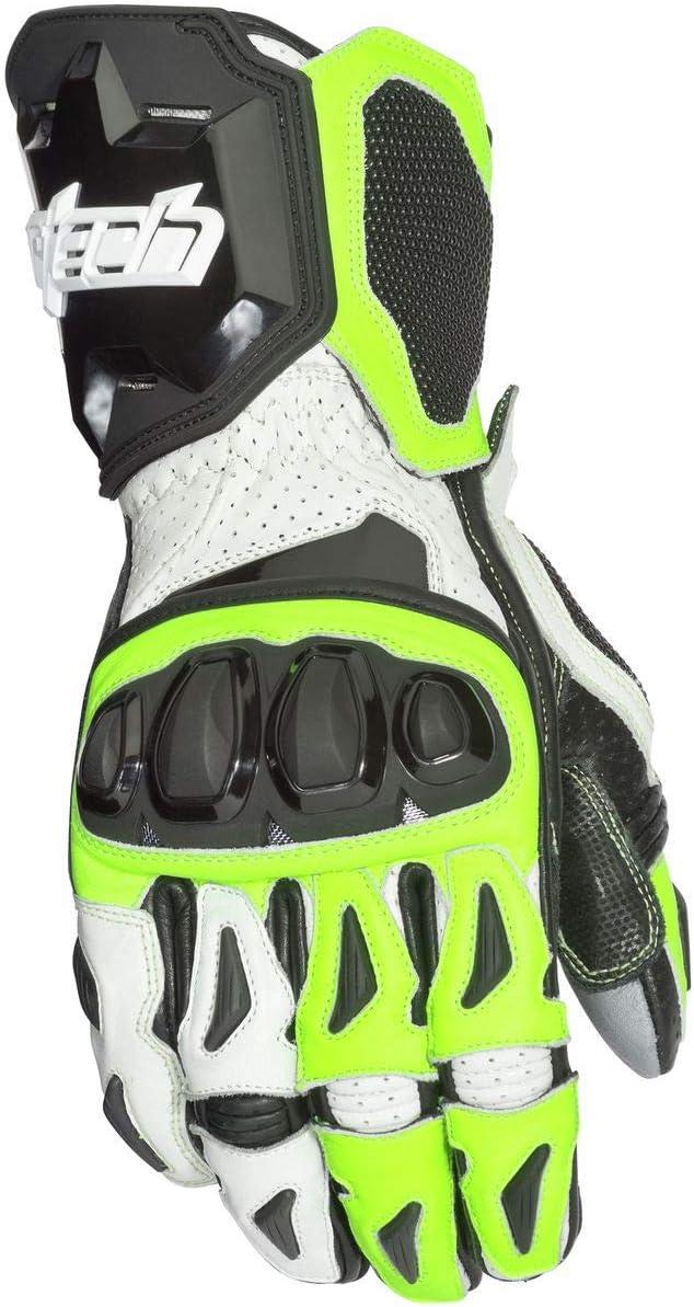 Cortech Adrenaline 3 Gloves Medium Black//HI-VIZ