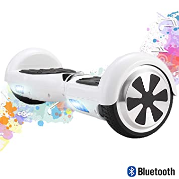 CHIC Hoverboard 8 Patinete Eléctrico Bluetooth Monopatín ...