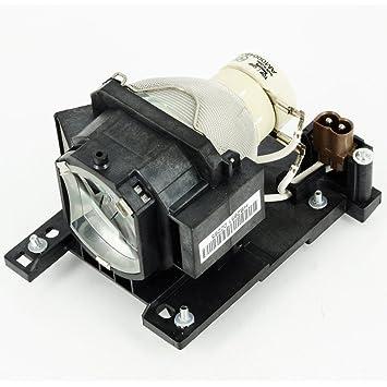 Proyector bombilla DT01022 lámpara para proyector HITACHI ED ...