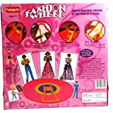 Funskool Creative - Fashion Wheel - Roue de la Mode - Set de design
