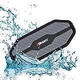 2BOOM Tuff Waterproof Rugged Bluetooth Wireless Outdoor Portable Speaker Silver
