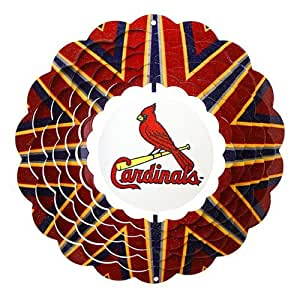 Iron Stop St. Louis Cardinals Wind Spinner Color: St. Louis Outdoor, Home, Garden, Supply, Maintenance